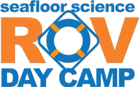 SEAFLOOR SCIENCE DAY CAMP LOGO