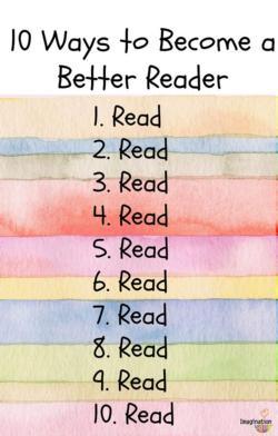 Ten reasons to read