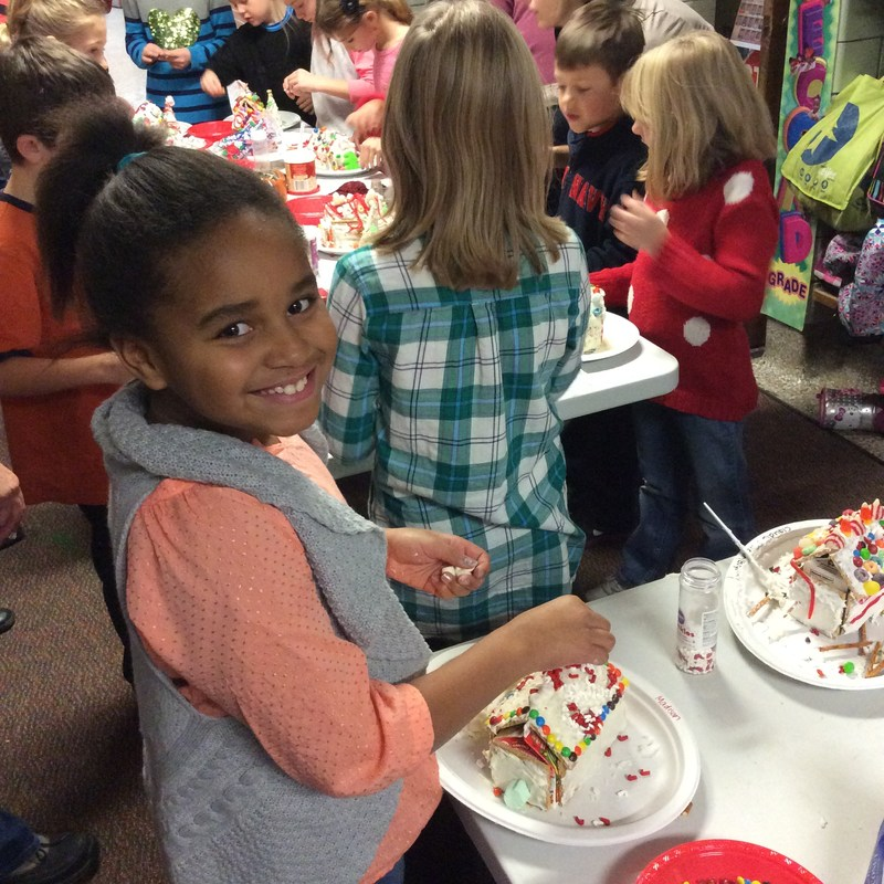 Gingerbread Houses 2014