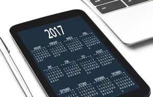 2017 Digital Calendar