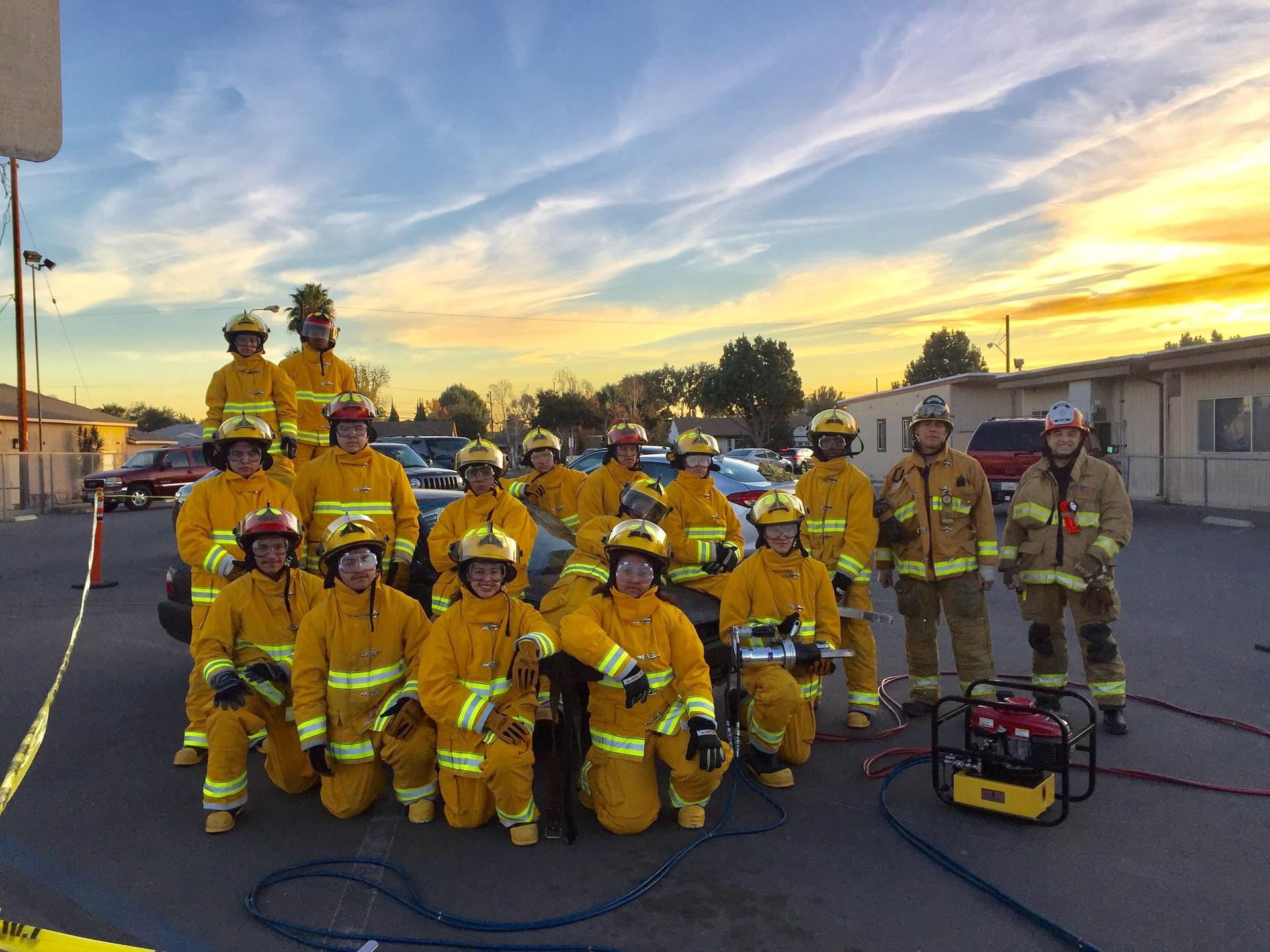 Firefighting 1 & 2