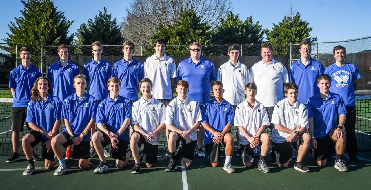 LCHS Men's Tennis