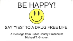 Say Yes to a drug free life