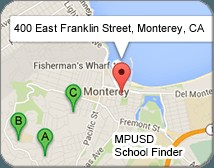 MPUSD School Finder