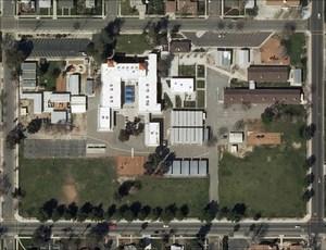 Hemet Elementary before it was closed