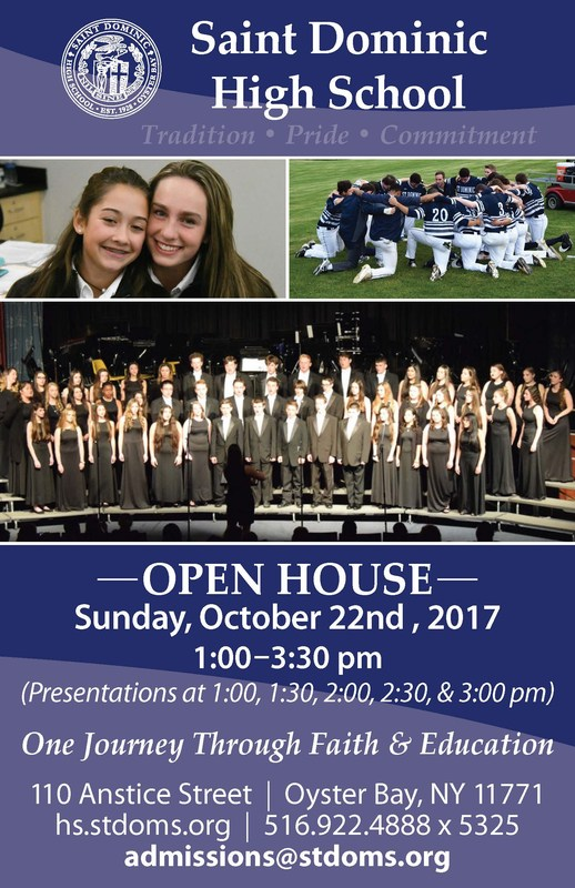 St. Dominic High School Open House Featured Photo