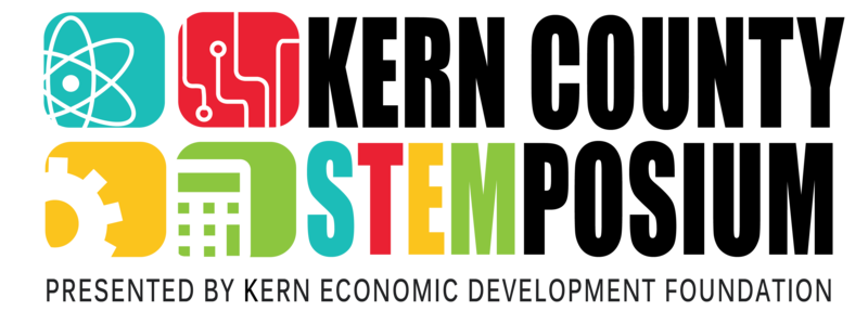 Winning STEMposium logo.