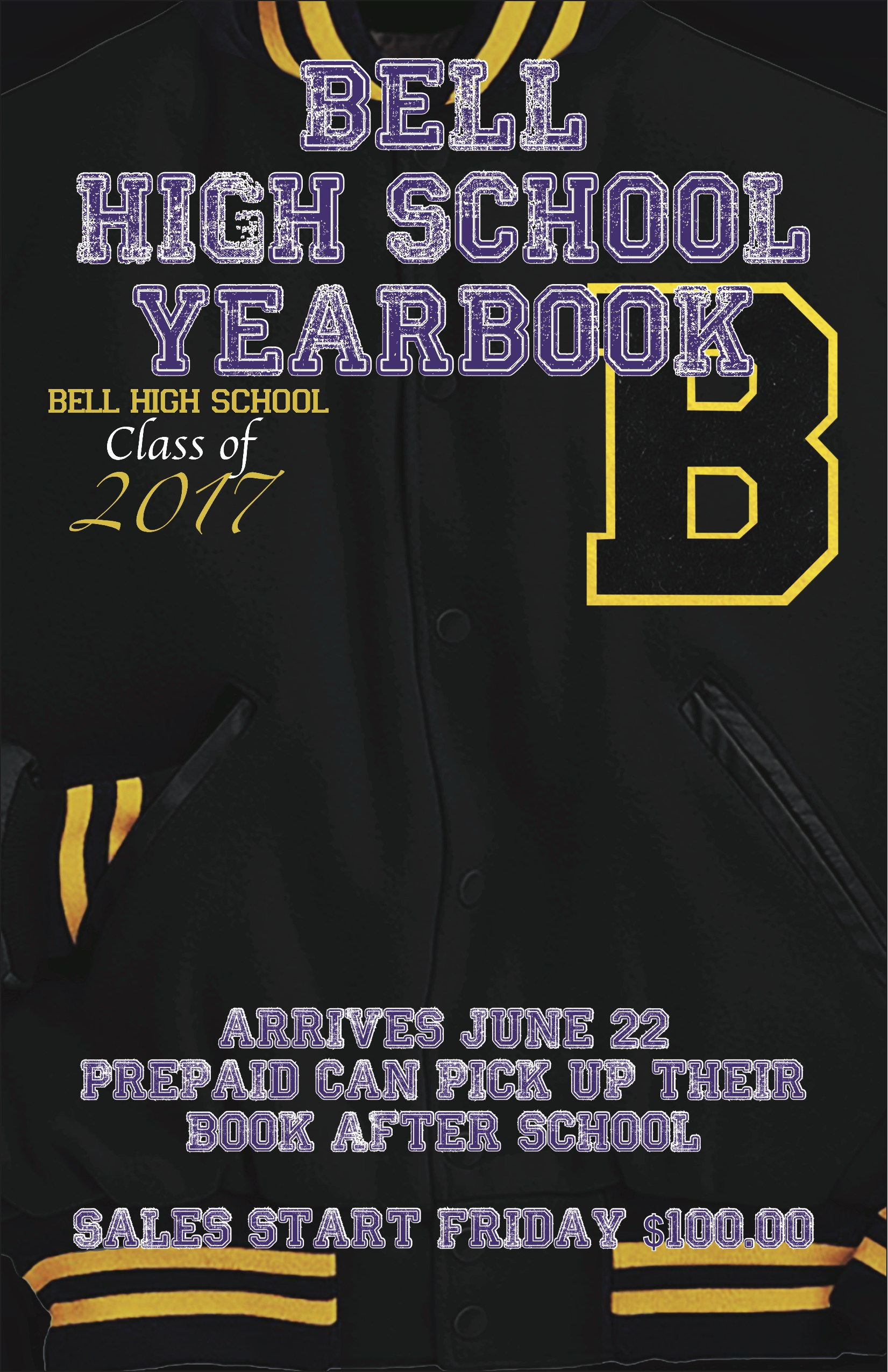 2017 Yearbook Now On Sale!