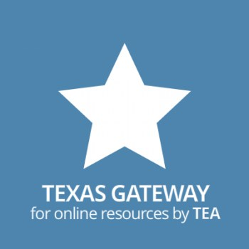 Texas Gateway: online resources by TEA