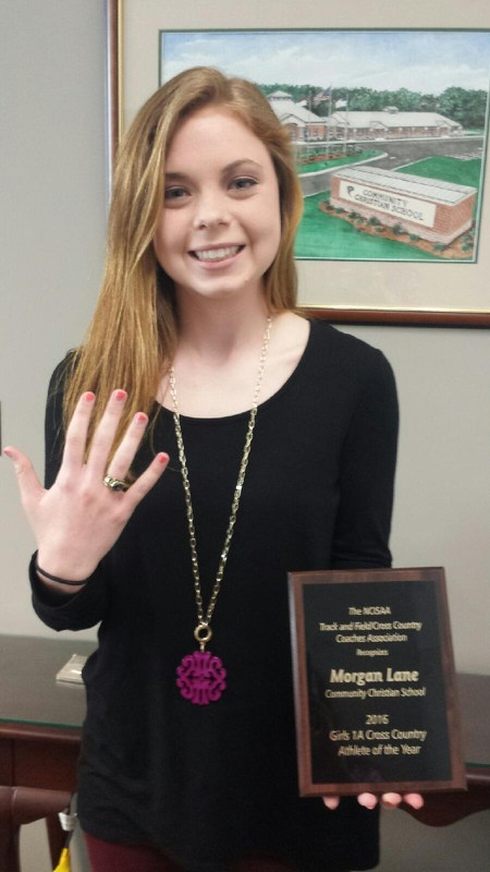 State Cross Country Runner Champ Awarded Thumbnail Image