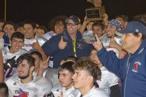 2017 Strathmore High football state champions