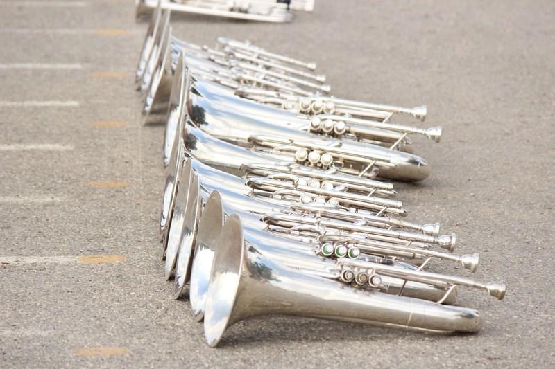 Summer Marching Band Starts! Thumbnail Image