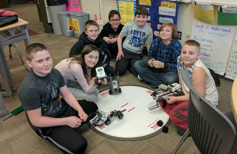 Robotics Class Thumbnail Image