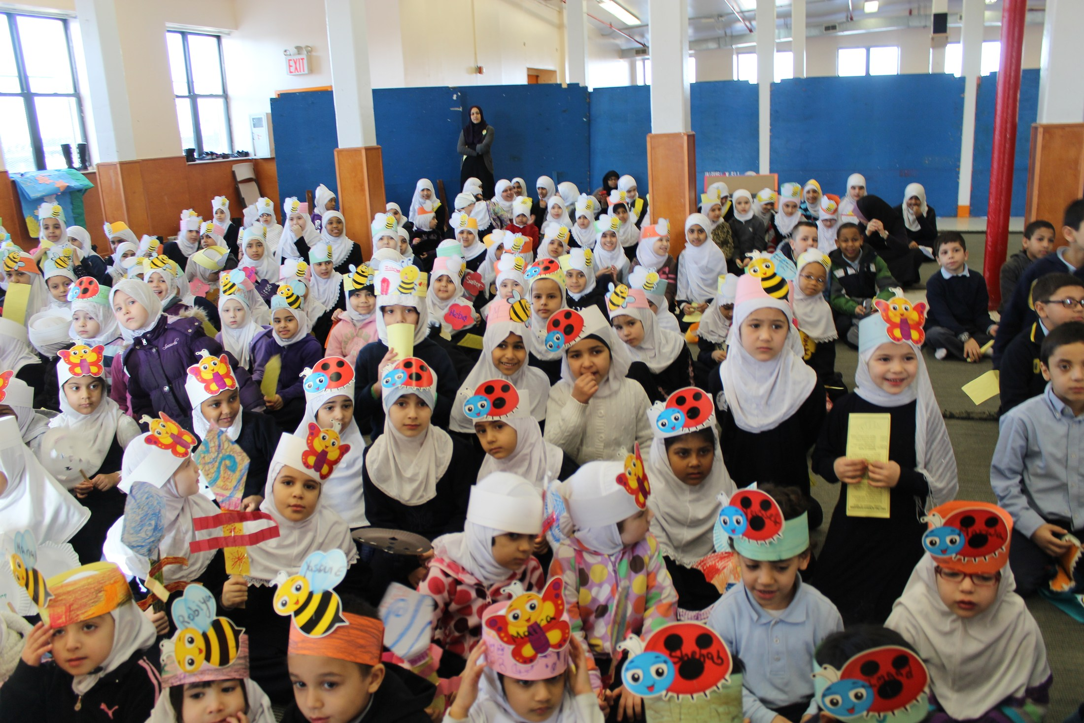 Welcome! – Early Childhood & Elementary School – Al-Madinah School