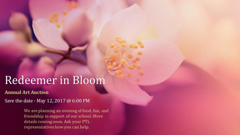 Redeemer in Bloom Thumbnail Image