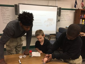 Grant benefits Pair Education Center students