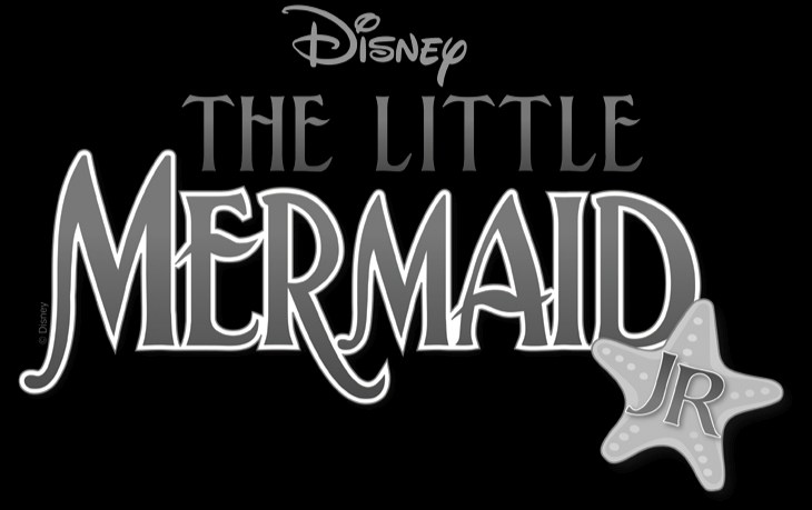 Disney's The Little Mermaid Jr. logo