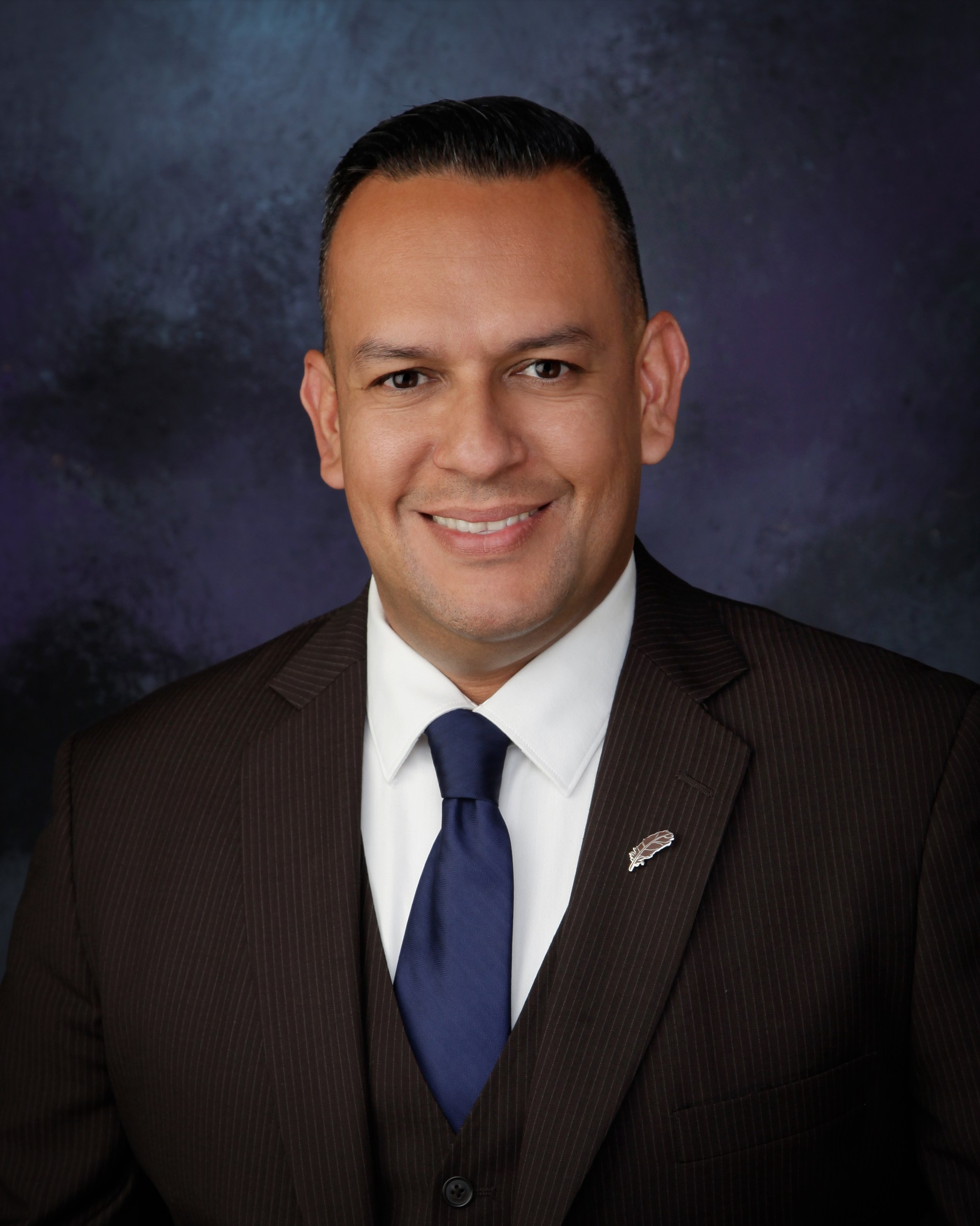 Tony Barrios, Director of Facilities and Op Services