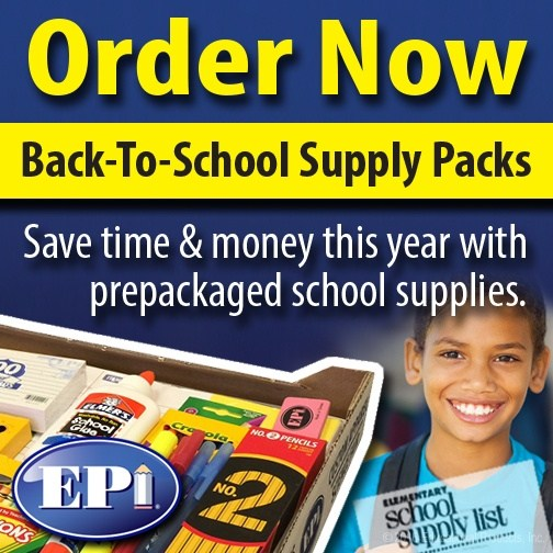 Educational Products Inc. Informational Flyer