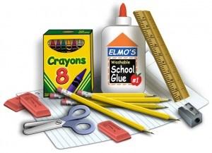 2017-2018 School Supplies List Thumbnail Image