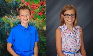 Boy/Girl Sample School Photos