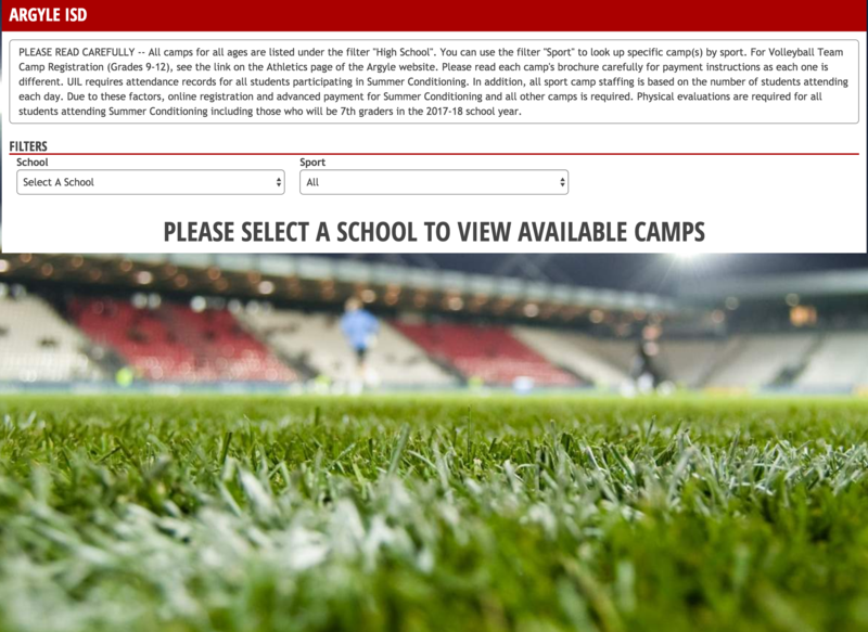 Summer Sports Camp Registration is now open Thumbnail Image
