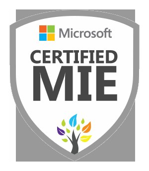 Microsoft Certified Innovative Educator