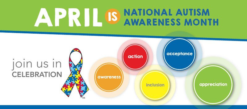 Wear Blue on April 2: Ask your entire school to wear Blue on World Autism Awareness Day.
