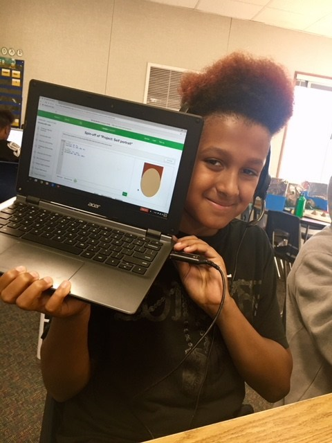 Hour of Code! Featured Photo