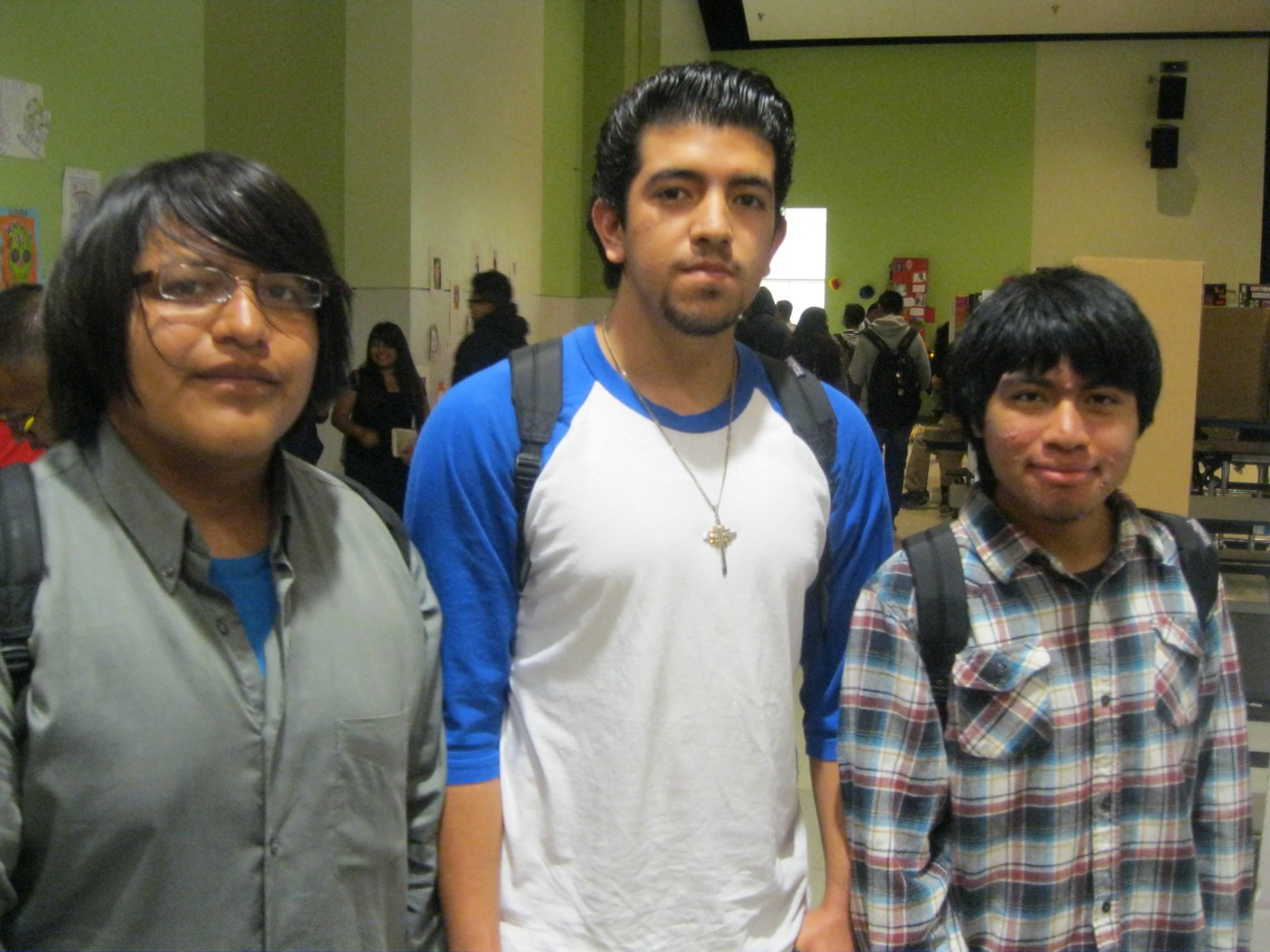 CSA Students