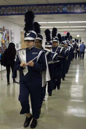 UCHS band