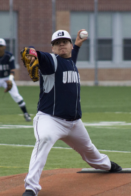 preparing to pitch