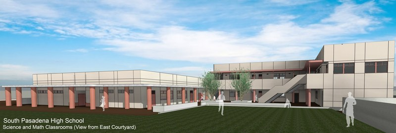 Proposed New SPHS STEM Building