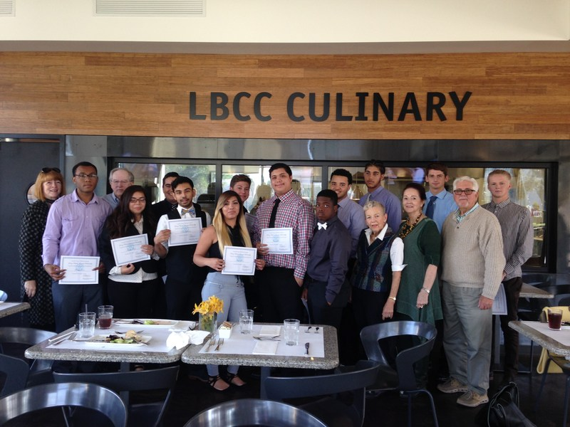 Welcome new LBCC Rotary Scholars! Thumbnail Image