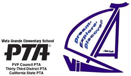Vista Grande PTA Logo