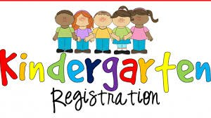 Kindergarten Registration Starts March 1, 2018 Thumbnail Image