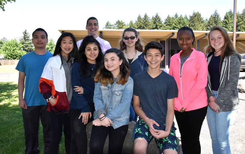 Students from Spanish 1 to Honors Spanish classes attain national recognition Thumbnail Image