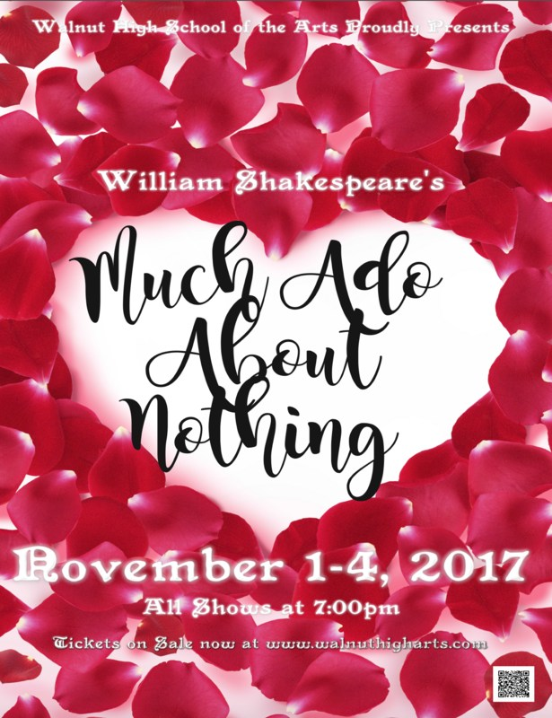 Walnut High Stages 'Much Ado About Nothing' Featured Photo