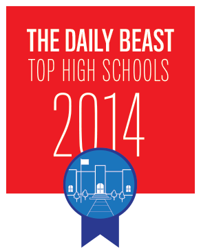 Top High Schools logo