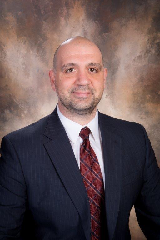 Jack Kelejian Assistant Supt. HR