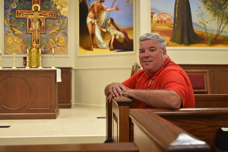 Mr. Jim Huth appointed principal of Bishop Luers High School Thumbnail Image