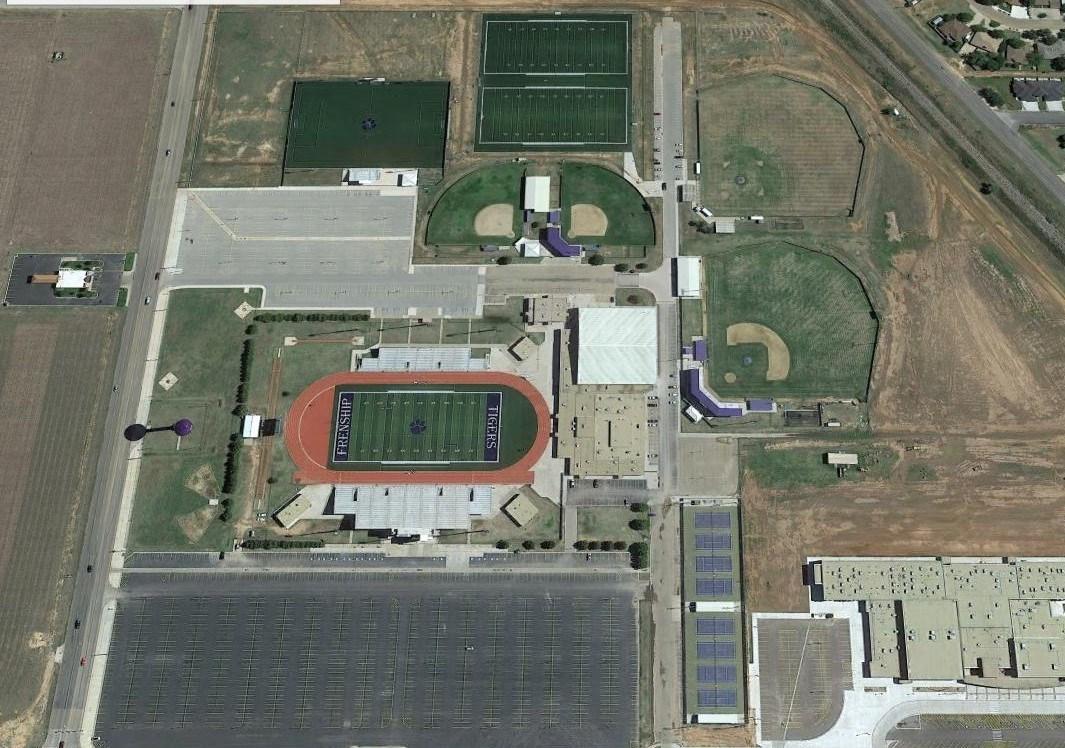 Frenship Athletic Complex