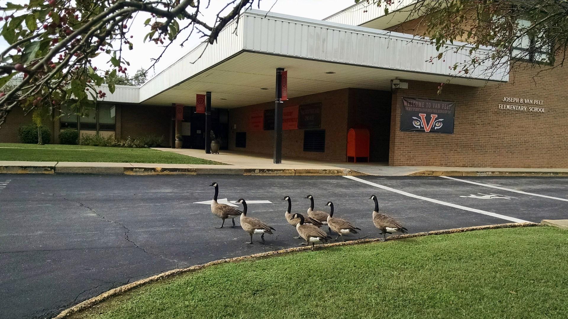 Joseph Van Pelt Elementary School