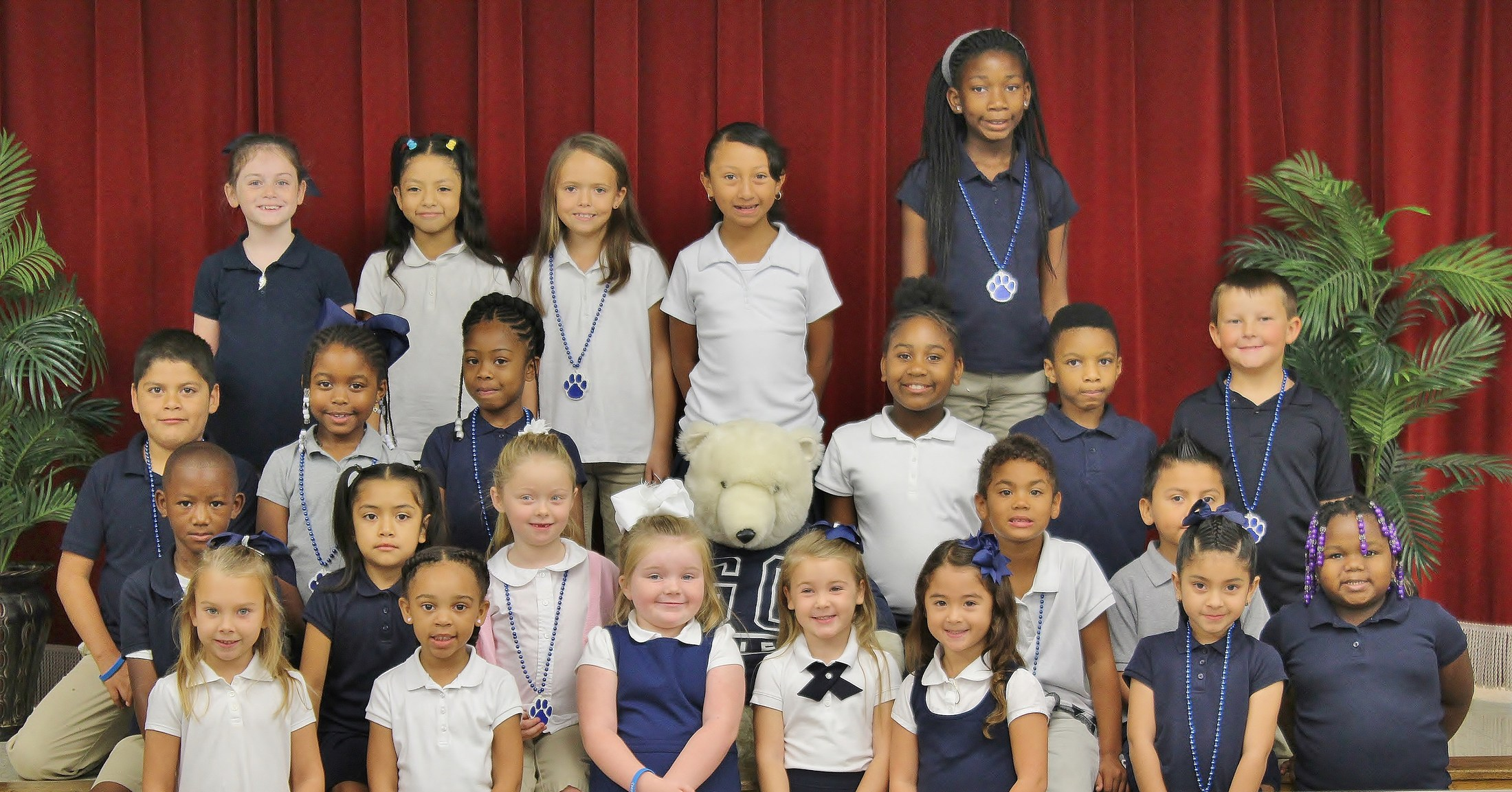 GOB September students of the month