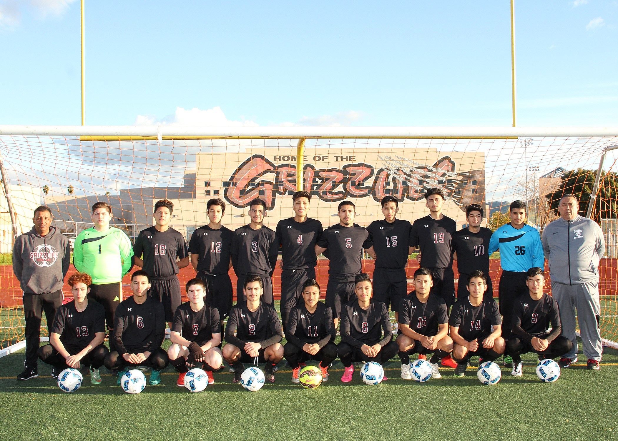 JV Gentlemen Soccer