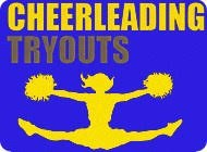 Jr. High & High School Cheerleading Tryouts Featured Photo
