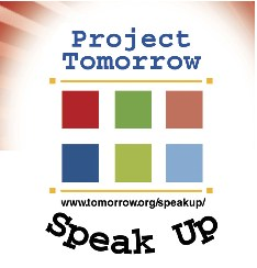 Project Tomorrow Speak Up Survey Logo