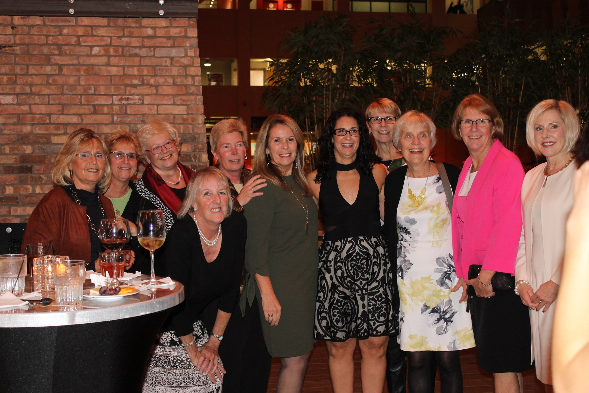 Alumnae Activities- Christus Super Omnia Dinner