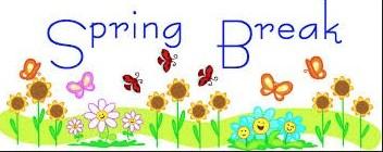 Spring Break: March 19-23 Thumbnail Image