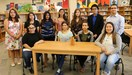 Pictured are most of the AP Scholar students from Mission Collegiate High School